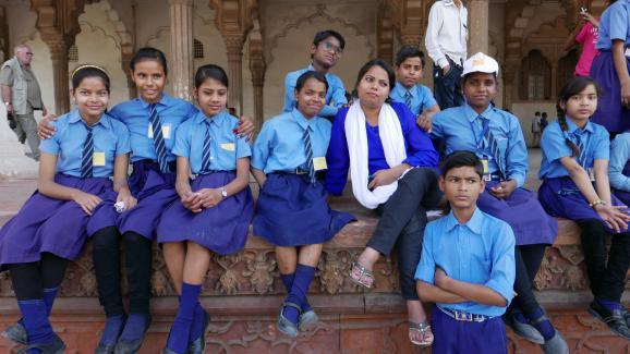 Fran 231 Ais Du Monde Un Espoir Pour Les Orphelins En Inde
