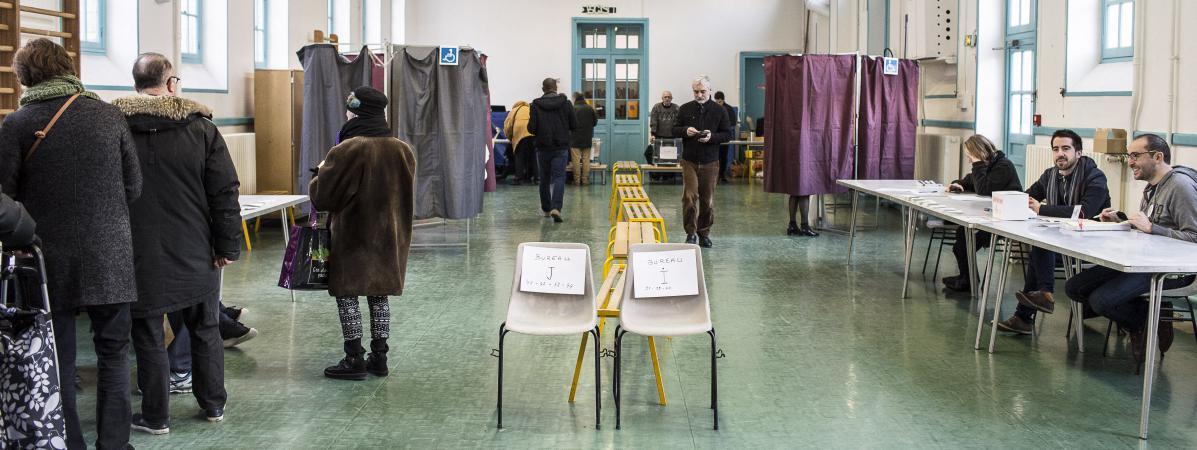 Pr sidentielle comment la s curit va tre assur e - Remuneration bureau de vote ...