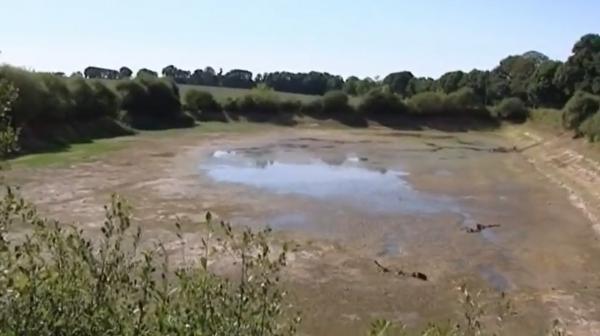 Moselle : l'alerte sécheresse lancée dans le département