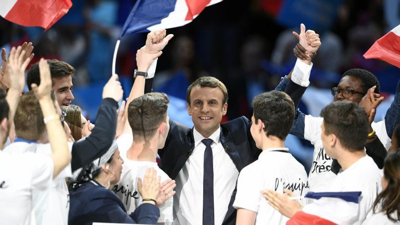 RECIT. Présidentielle : entre doute et impatience, les derniers jours de campagne d'Emmanuel Macron avant le premier tour