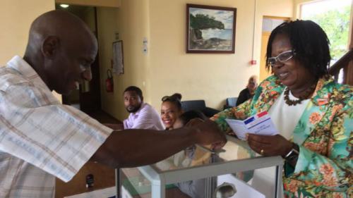 Présidentielle : l'électorat martiniquais boude la présidentielle