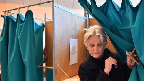 EN IMAGES. Présidentielle : le vote des personnalités