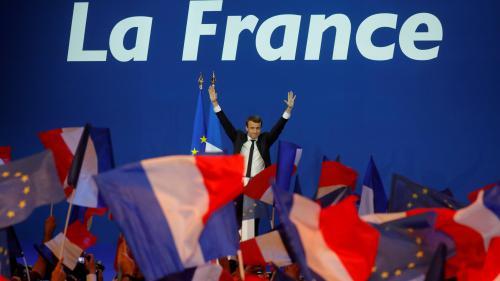 Présidentielle : les trois principaux ingrédients de la première place d'Emmanuel Macron