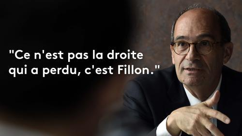 """EN IMAGES. """"Gâchis"""", """"fiasco"""", """"naufrage""""... Après la défaite, François Fillon flingué par les siens"""