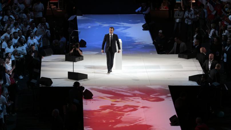 RECIT FRANCEINFO. D'Amiens au second tour de la présidentielle, la marche éclair d'Emmanuel Macron vers l'Elysée