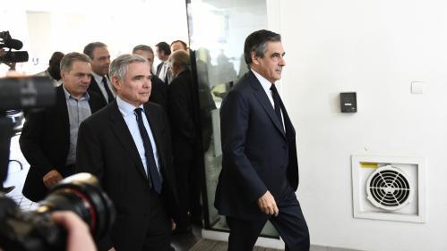 Présidentielle : les Républicains face à la déroute de François Fillon