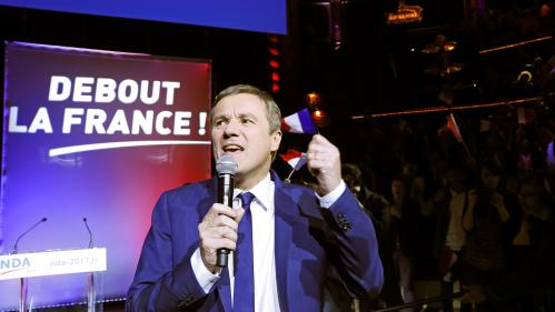Rediff Présidentielle: Nicolas Dupont-Aignan lance un appel aux dons pour «finir de payer» sa campagne