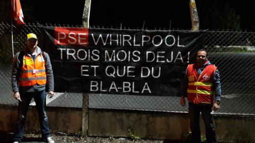 Amiens : les salariés de Whirlpool seront-ils entendus avant le second tour de la présidentielle ?