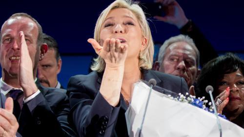 Avec plus de 7 millions de voix, Marine Le Pen dépasse le record historique de suffrages du Front national