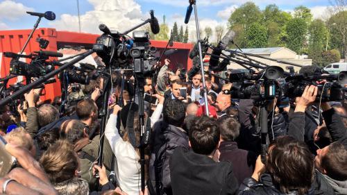 Amiens : le ressenti des salariés de Whirlpool après la visite des candidats