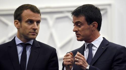 """Présidentielle : Manuel Valls veut participer à la """"majorité gouvernementale"""" d'Emmanuel Macron"""