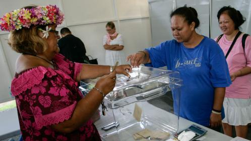 Présidentielle : en Polynésie, un avion livrera les bulletins de vote du second tour