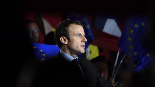 """VIDEO. Emmanuel Macron sur Marine LePen: """"Moi je veux autre chose pour mon pays! Pas ça, pas ça, pas ça!"""""""