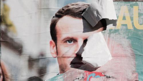 Présidentielle : les rumeurs sur Emmanuel Macron inondent la campagne