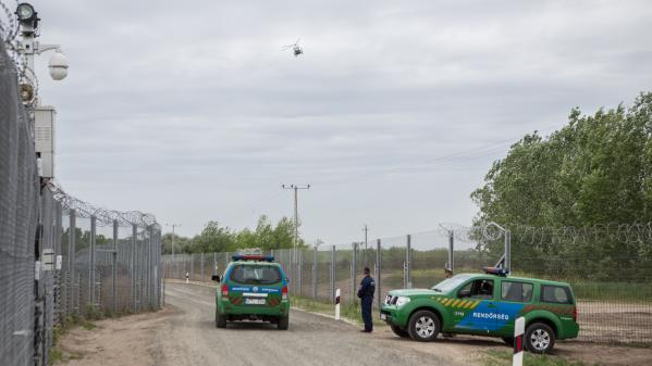 40 000 km de murs séparent des êtres humains