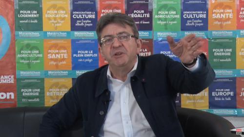 DIRECT. Mélenchon assure qu'il ne votera pas FN au second tour, sans donner de consigne à ses électeurs
