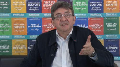 Consigne de vote, législatives... Trois citations à retenir de la vidéo de Jean-Luc Mélenchon