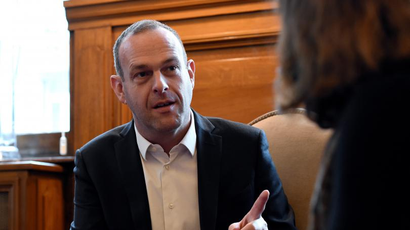 DIRECT. Présidentielle : Steeve Briois remplace Jean-François Jalkh à la présidence du Front national