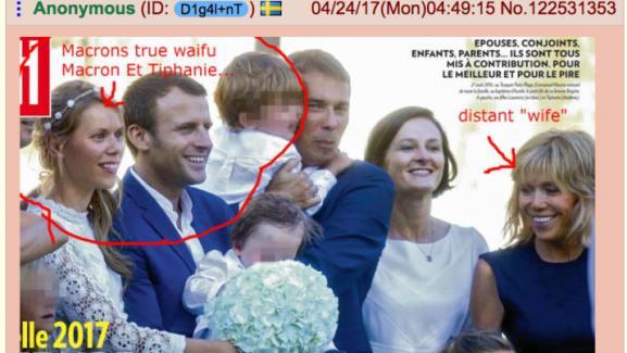 Presidentielle Les Rumeurs Sur Emmanuel Macron Inondent La Campagne