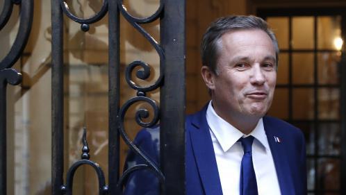"""Démission du vice-président de Debout la France : """"Nicolas Dupont-Aignan a commis une faute morale"""""""