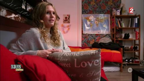 """VIDEO. """"13h15"""". """"J'ai continué à l'aimer des mois après ce qu'il m'avait fait"""", affirme Maëlle battue par son amoureux"""