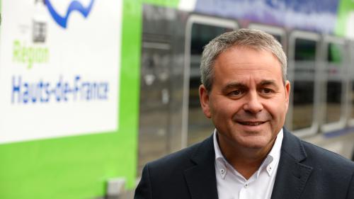 """VIDEO. """"Je ne reconnais plus ma famille politique"""" : Xavier Bertrand quitte le parti Les Républicains, au lendemain de l'élection de Laurent Wauquiez"""