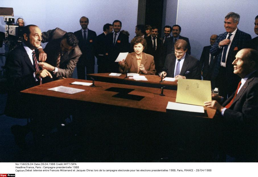 Présidentielle : six anecdotes sur ces débats dentre deux tours qui
