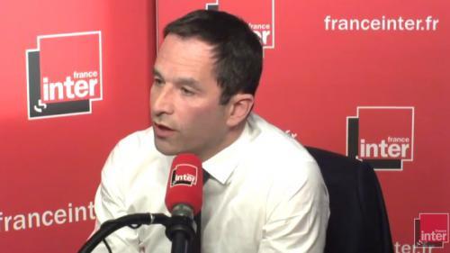 Benoît Hamon lancera son propre mouvement transpartisan le 1erjuillet