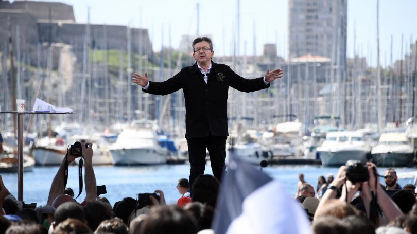 VIDEO. Législatives : Jean-Luc Mélenchon annonce qu'il sera candidat, probablement à Marseille