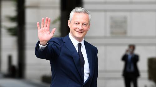 Législatives : Bruno Le Maire vainqueur dans l'Eure reste à Bercy