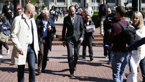 Edouard Philippe de retour au Havre pour officialiser l'abandon de son poste de maire