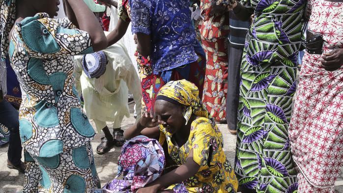 VIDEO. Nigeria : des lycéennes de Chibok enlevées en 2014 par Boko Haram retrouvent leurs parents