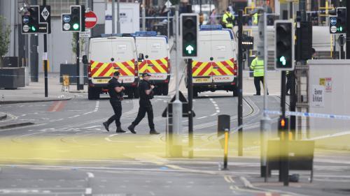 Manchester : un homme de 23 ans en lien avec l'attentat a été arrêté
