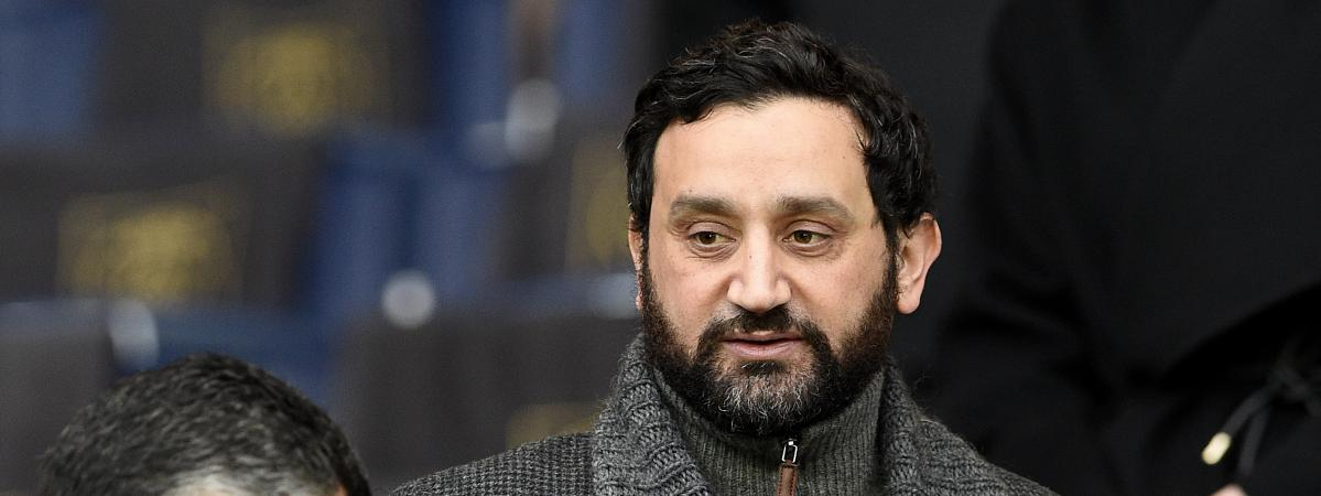 Cyril Hanouna, le 23 janvier 2016, à Paris.