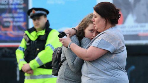 VIDEO. Attentat à Manchester : de la joie à l'horreur