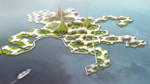 Quatre questions pour comprendre le projet fou de créations d'îles artificielles en Polynésie