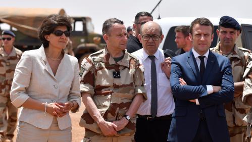 """Terrorisme : la """"task force"""" de Macron """"nedoit pas créer une nouvelle couche danslerenseignement"""""""