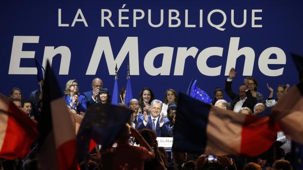Législatives : le Conseil d'Etat transmet au Conseil constitutionnel la question du temps d'antenne d'En Marche !