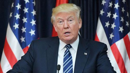 Etats-Unis : nouvelle gaffe de Trump, qui révèle que deux sous-marins américains croisent près de la Corée du Nord