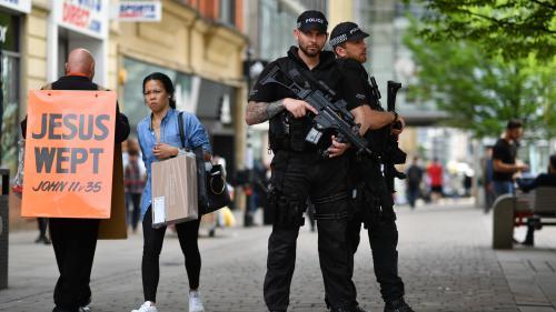 Attentat de Manchester : deux nouvelles arrestations, une femme libérée