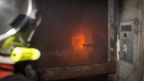 Marseille : quatre morts dont un enfant de six ans dans l'incendie d'un immeuble