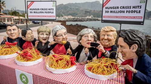 DIRECT. Les dirigeants du G7 réunis en Sicile pour afficher un front uni contre le terrorisme