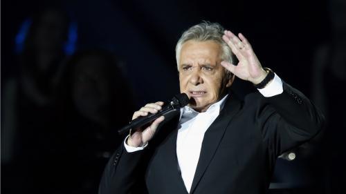 Michel Sardou annonce qu'il arrêtera de chanter après un dernier album et une dernière tournée