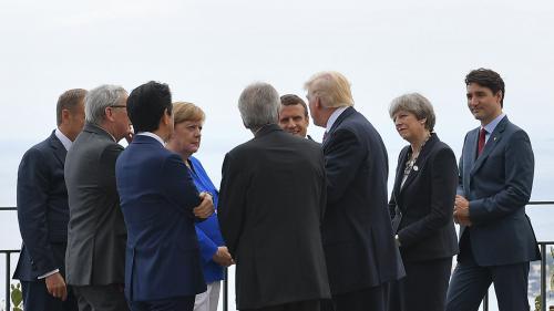 Sommet du G7 : les dirigeants s'unissent pour renforcer la lutte contre le terrorisme sur Internet
