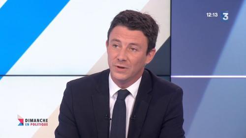 """""""Dimanche en politique"""". Invité : Benjamin Griveaux"""