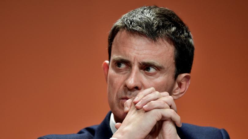 Législatives: Manuel Valls en difficulté dans son fief d'Evry face à la candidate de la France insoumise