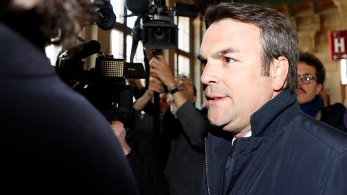 L'ancien secrétaire d'Etat Thomas Thévenoud condamné à trois mois de prison avec sursis et un an d'inéligibilité pour fraude fiscale