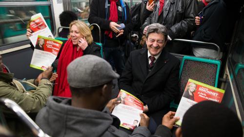 VIDEO. Législatives : à Paris, une candidate fait campagne dans le métro (bienquecesoit interdit)