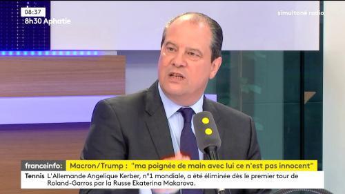 """VIDEO. Cambadélis : """"Il faut que Jean-Luc Mélenchon retire"""" ses accusations contre Bernard Cazeneuve"""