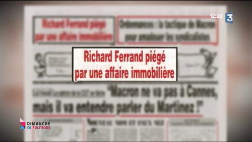 """VIDEO. Benjamin Griveaux sur l'""""affaire Richard Ferrand"""" : """"C'est un règlement de comptes au plan local"""""""